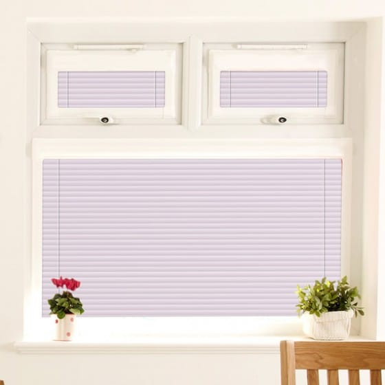 Perfect Fit Misty Rose Venetian Blind