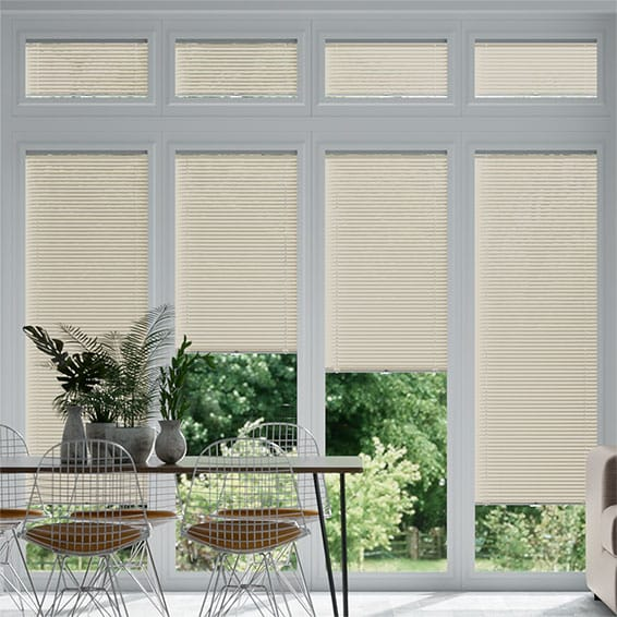 Perfect Fit Natural Wheat Venetian Blind