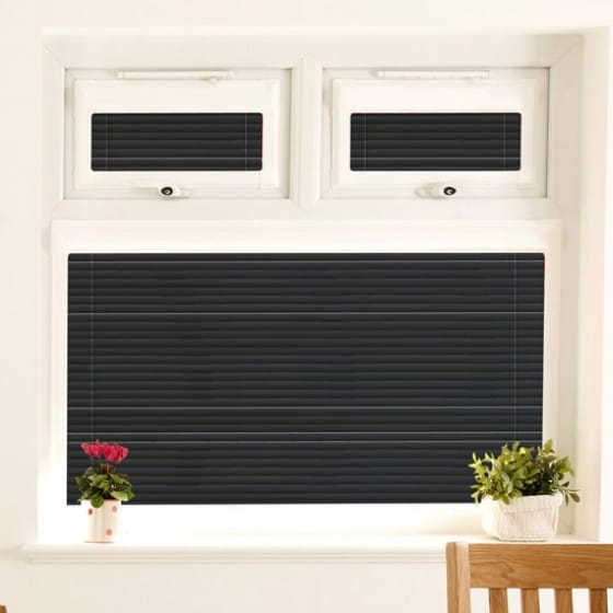Perfect Fit Night Black Venetian Blind