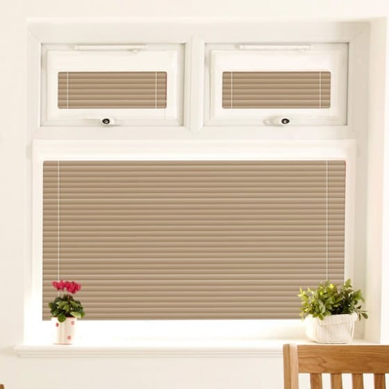 Perfect Fit Nutty Brown Venetian Blind