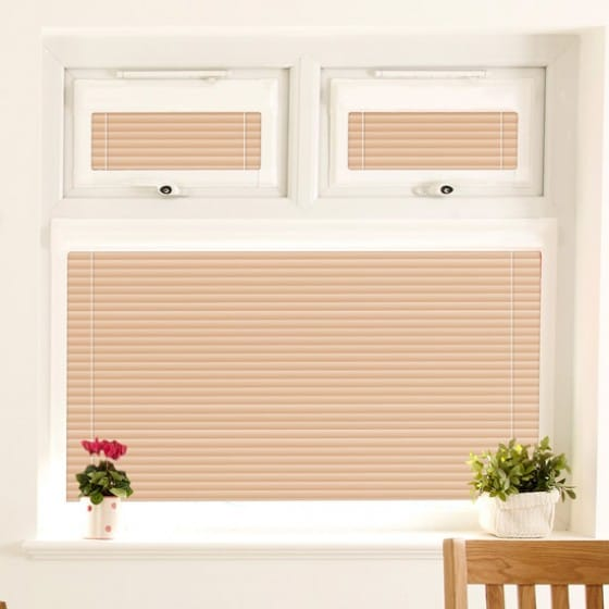 Perfect Fit Peach Delight Venetian Blind