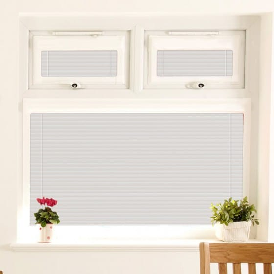 Perfect Fit Pinpoint Cream Venetian Blind