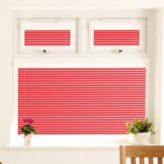 Perfect Fit Scarlet Woman Venetian Blind