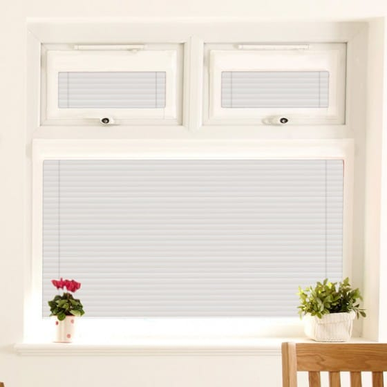 Perfect Fit Shaker Cream Venetian Blind