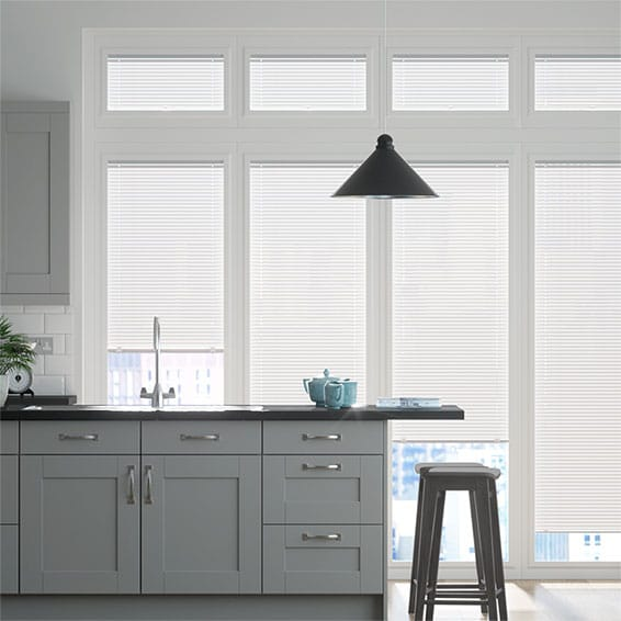 Perfect Fit Simply White Venetian Blind