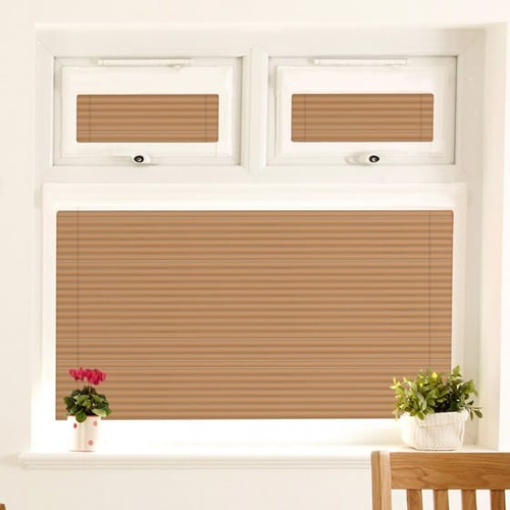 Perfect Fit Truffle Brown Venetian Blind