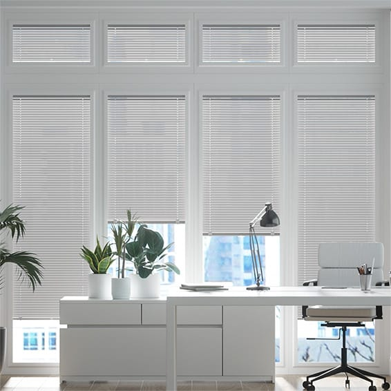 Perfect Fit Twilight Ash Venetian Blind