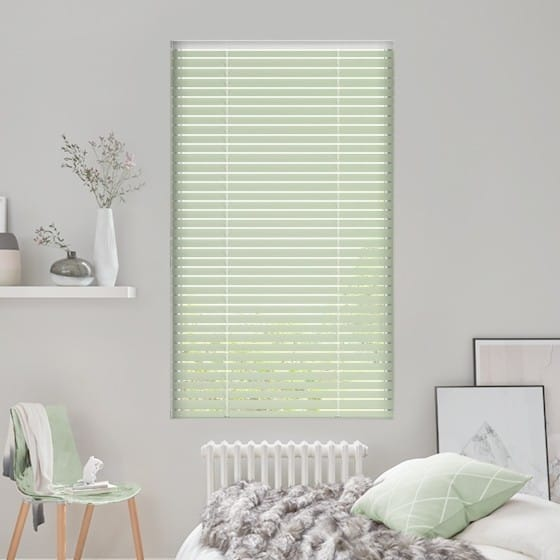 Putting Green Venetian Blind