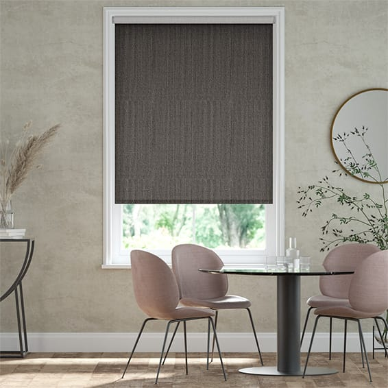 Select Alberta Linen Warm Grey Roller Blind