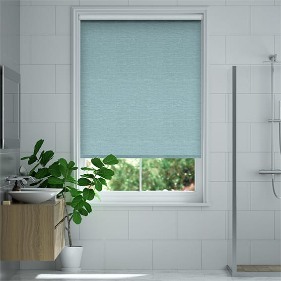 Select Lakeshore Blue Sky Roller Blind
