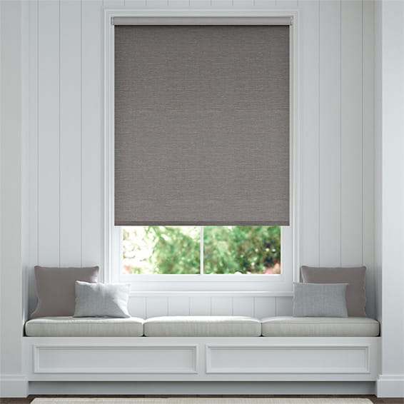 Select Lakeshore Lead Grey Roller Blind