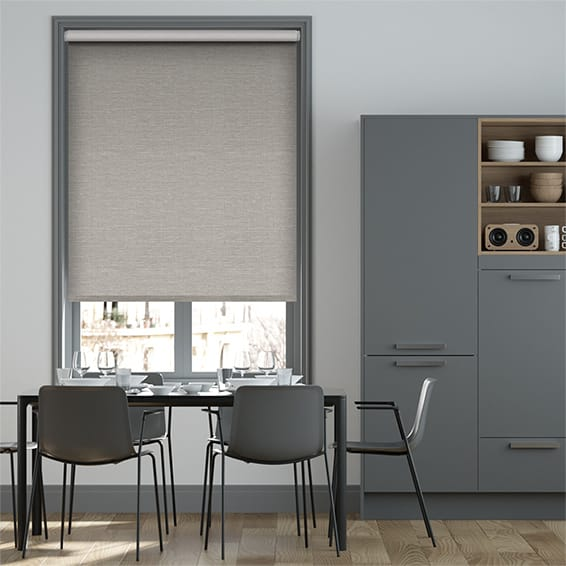 Select Lakeshore Mid Grey  Roller Blind