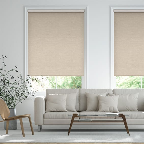 Select Lakeshore Sand Roller Blind