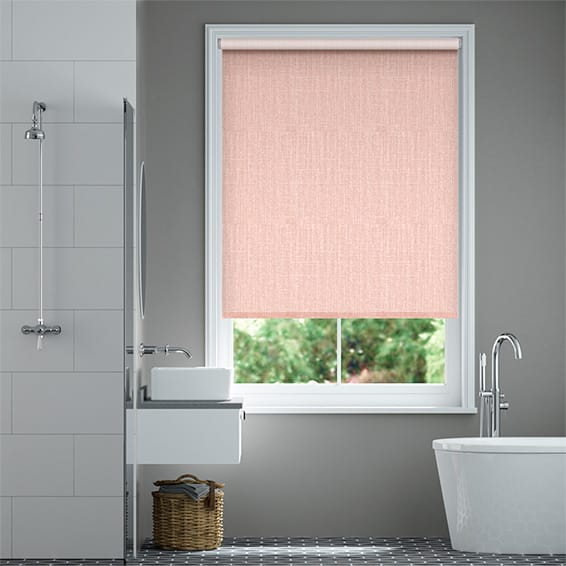 Select Pembroke Cotton Candy Roller Blind