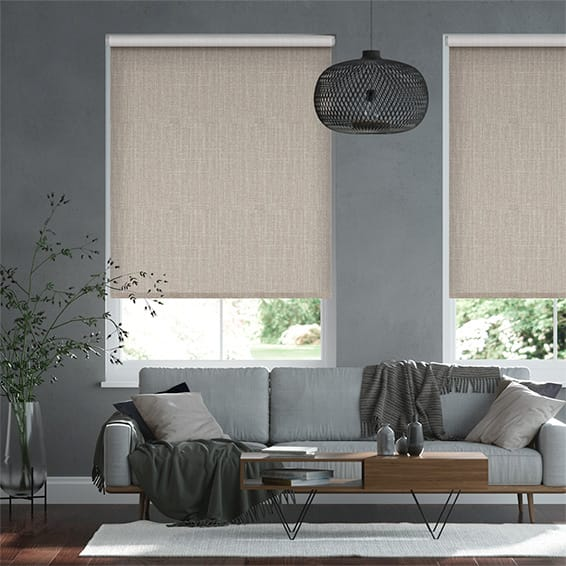 Select Pembroke Tan Roller Blind