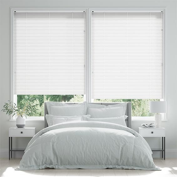 Simply White Venetian Blind