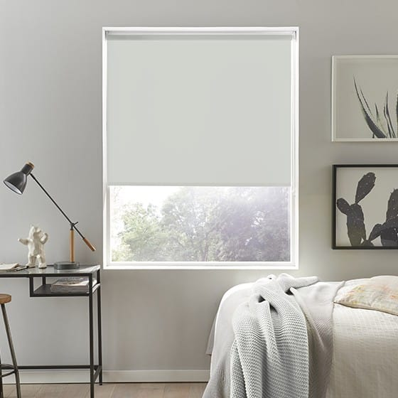 Sleek Ivory Roller Blind