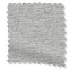 Soft Chenille Grey Roman Blind sample image