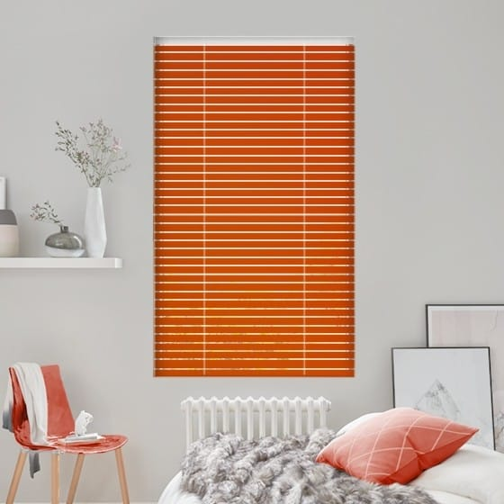 Summer Brown Venetian Blind