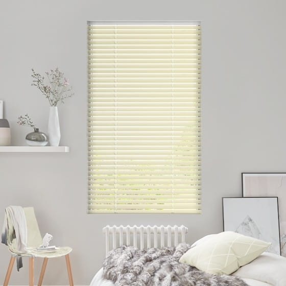 Sunglow Yellow Venetian Blind