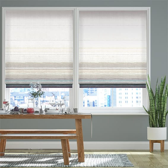 Sunrise Atlantic Roman Blind