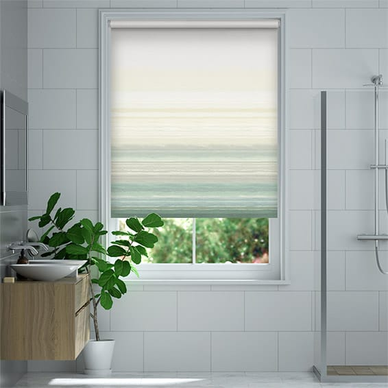 Select Sunrise Azure Roller Blind