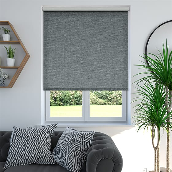 Thermo Premium Silver Roller Blind