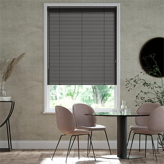 Timeless Grey Venetian Blind