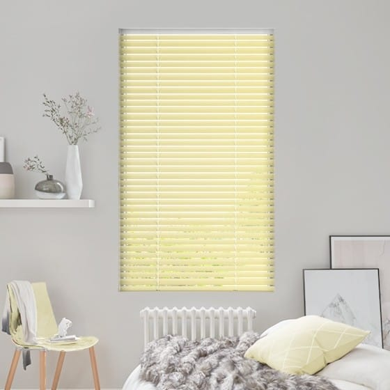 Toasted Almond Venetian Blind