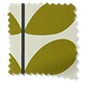 Two Colour Stem Olive swatch image