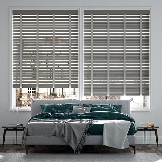 Urbanite Metro Grey with Storm Wooden Blind