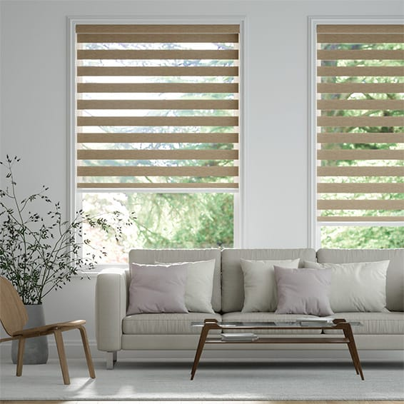 Enjoy™ Honey Oak Roller Blind