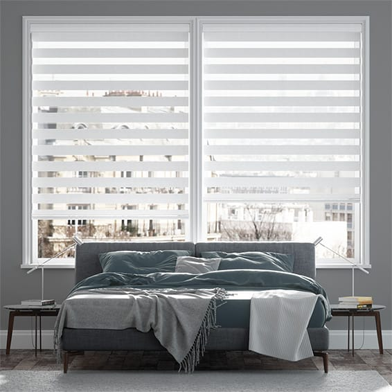 Enjoy™ Dimout Glacier Roller Blind