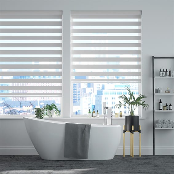 Enjoy™ Dimout Silver Roller Blind