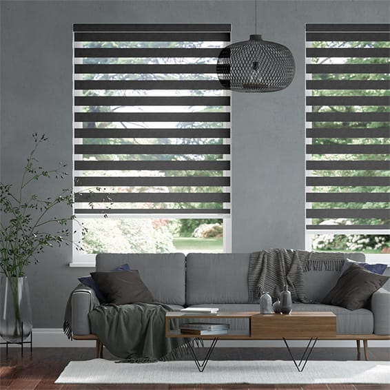 Enjoy™ Dimout Charcoal Roller Blind
