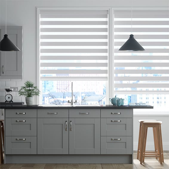 Enjoy™ Luxe Grey Roller Blind