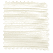 Wave Pinstripe Voile Ivory Curtains sample image