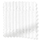 Wave Ribbed Voile Ice White swatch image