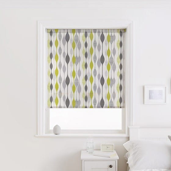 Waves Zest Roller Blind